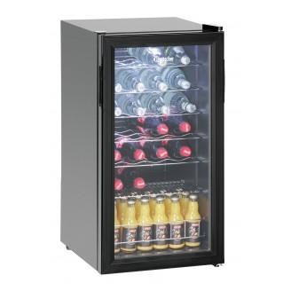 Bartscher koelkast met wijn/flessen rekken