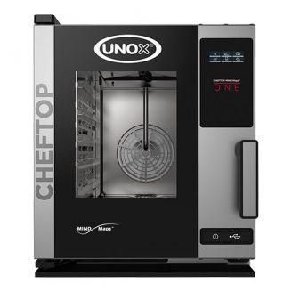Unox cheftop Mindmaps ONE Compact - 5 x 2/3 GN - 400 V