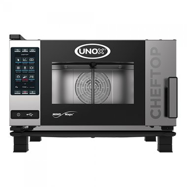 Unox cheftop Mindmaps PLUS - 3 x 1/1 GN - 400 V