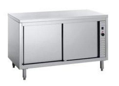 Bordenwarmkast 1200x700x850