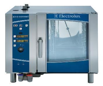 Electrolux Air-O-Convect convectie oven 6 x 1/1 GN