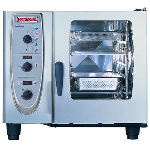 RATIONAL - CombiMaster CM 61 elektrisch