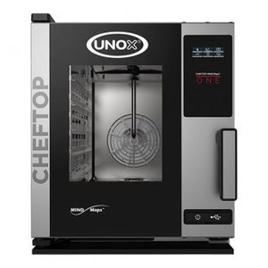 Unox cheftop Mindmaps ONE Compact - 5 x 2/3 GN - 230 V